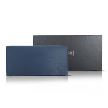 Į krepšelį Female leather wallet blue
