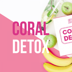 """Coral Detox"" Brochure in Lithuanian"