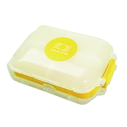 GoBox mini container, yellow