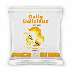 Daily Delicious Beauty Shake su vanile