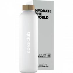 "Butelis vandeniui ""Hydrate the World"", 500 ml"