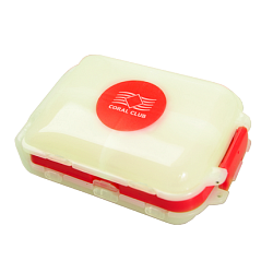 GoBox mini container, red