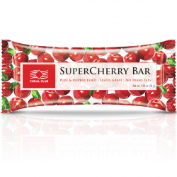 Batonėlis SuperCherry