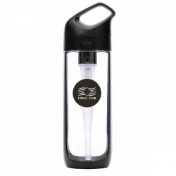 KOR One 750 water bottle black